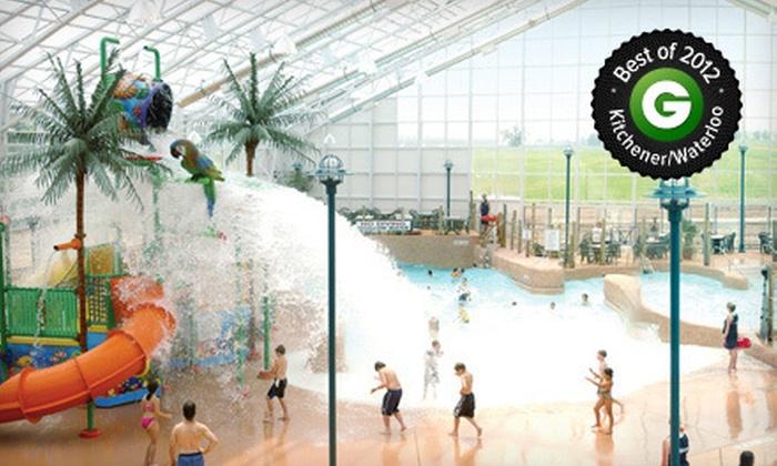 Americana Resort - Niagara Falls: $15 to Visit Waves Indoor Waterpark at Americana Resort in Niagara Falls (Up to $30.45 Value)