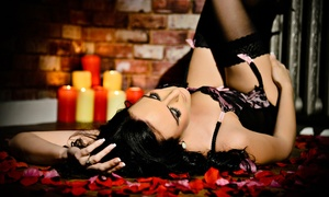 StanPlusStanTwo: Boudoir Makeover Photoshoot With Three Prints and Digital Image for £15 at Stan Plus Stan Two (92% Off)