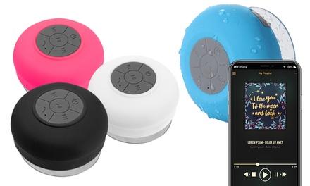 Altavoz para ducha Bluetooth