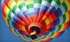 Nostalgia Ballooning - Gunnison: $399 for a Private Hot Air Balloon Ride for Two from Nostalgia Ballooning ($800 Value)