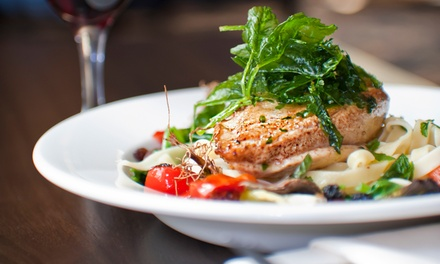 Italian Dinner Cuisine at Il Pescatore Ristorante (40% Off). Two Options Available.