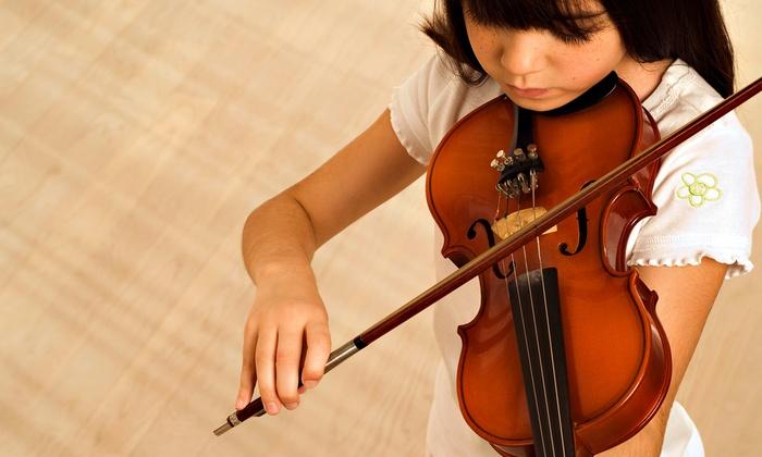 Antonio Strad Violin - Northeast San Antonio: Violin, Viola, Cello, or Bass Rental from Antonio Strad Violin (Up to 56% Off). Two Options Available.