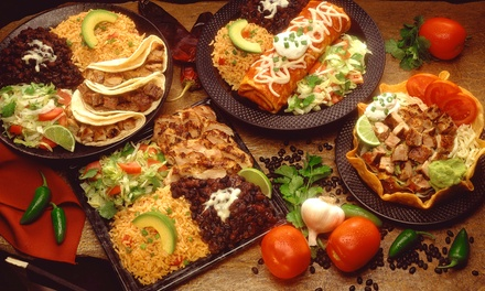$16 for $30 Worth of Mexican Food at Ajuua Mexican Restaurant