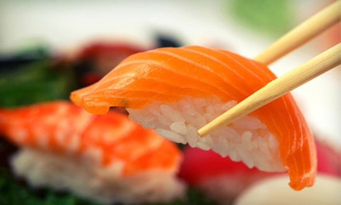 Asian Temptation - Valhalla: Sushi and Asian Fare for Dinner for Two or Four at Asian Temptation in White Plains (Up to 52% Off)