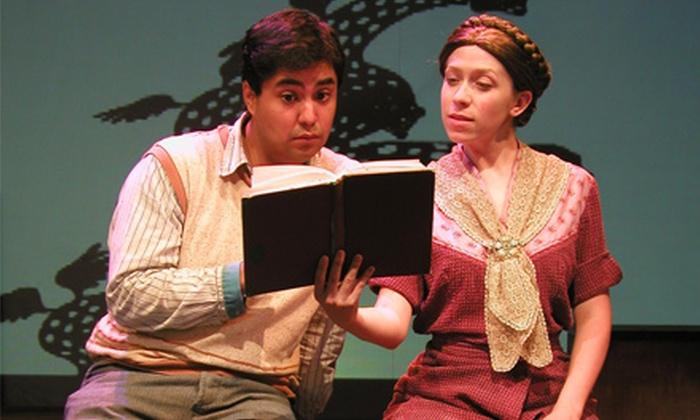 """""""Tomás And The Library Lady"""" - Downtown: """"Tomás And The Library Lady"""" at Music Hall Center on Saturday, October 19 at 2 p.m. (Up to 49% Off)"""
