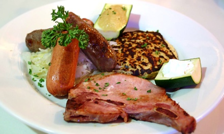 Danish Food at Viking Garden Restaurant (Up to 49% Off). Two Options Available.