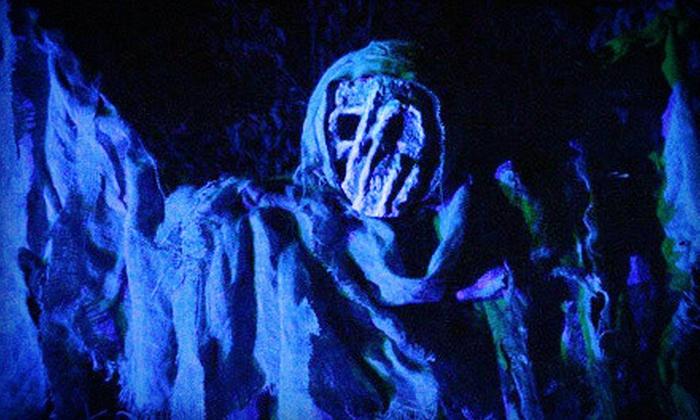 Scream Fair Halloween Haunt - Lynden: Visit for Two, Four, or Six to Scream Fair Halloween Haunt (Half Off)