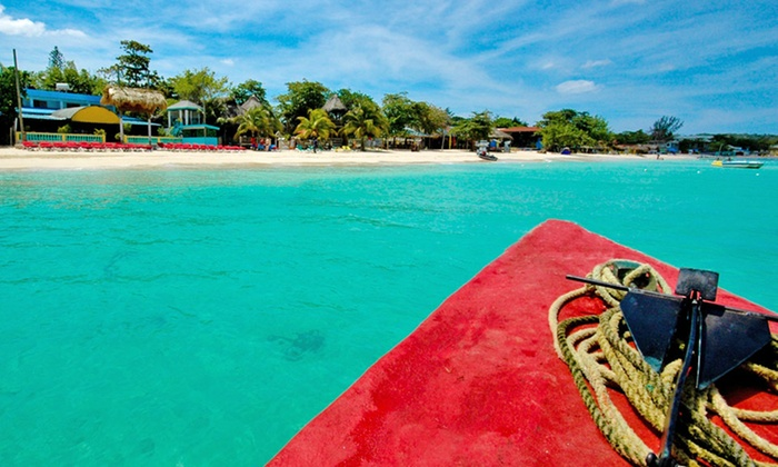 Legends Beach Resort - Negril, Jamaica: 3-, 4-, or 5-Night All-Inclusive Stay with Unlimited Meals and Drinks at Legends Beach Resort in Negril, Jamaica