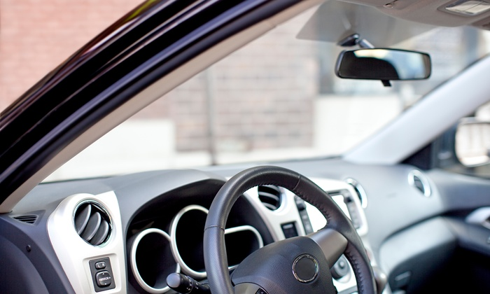D & J Auto Boutique - Houston: Detail for a Sedan, SUV, Truck, or Van with Optional Headlight Cleaning from D & J Auto Boutique (Up to 53% Off)