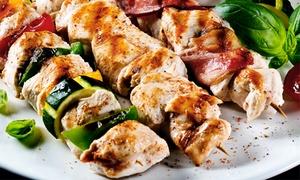 Rucola: Półmisek mięsny lub rybny z owocami morza: uczta dla 2 osób od 69 zł i więcej opcji w Rucola Pizza&Restaurant (do -57%)