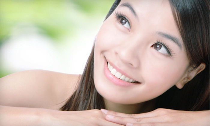 Avora Skin Spa - Town Centre: $199 for Four Needleless Mesotherapy Photo Facials at Avora Skin Spa in Coquitlam ($680 Value)