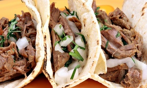 Taqueria Los Paisanos: $18 for Three Groupons, Good for $12 Worth of Mexican Food at Taqueria Los Paisanos ($36 Total Value)