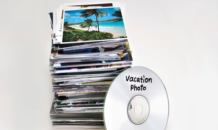 Melnick Productions - West Hempstead: Digitization of 400 Photos to DVD at Melnick Productions (Up to 75% Off)