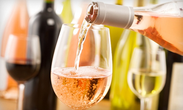 The Wine Club - Santa Ana: $20 for a Wine Tasting for Two at The Wine Club ($40 Value)