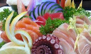 Sumo: Japanese Cuisine for Two or Four at Sumo (Up to 34% Off)