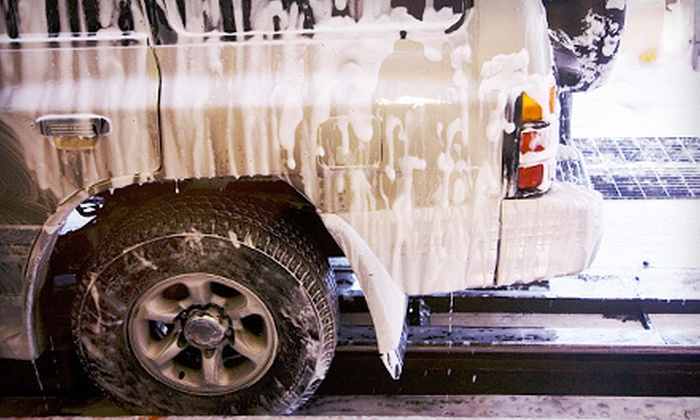Desert Express Car Wash - La Quinta: One Premium Car Wash or a Month of Daily Premium Washes at Desert Express Car Wash in La Quinta (Up to 52% Off)