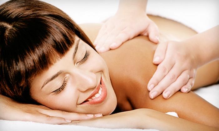 Tailored Massage - Washington Park: One or Three 60- or 90-Minute Swedish Massages at Tailored Massage (Up to 60% Off)