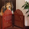 Adirondack 3-Panel Pet Gate