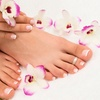 Up to 58% Off Luxury Mani-Pedis