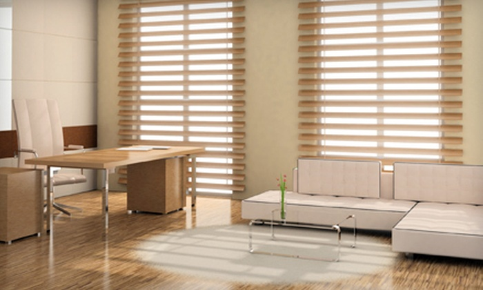 Direct Home Decor - Stone Industrial: $350 for $1,000 Toward Blinds from Direct Home Decor