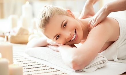 60- or 90-Minute Massage with Optional Salon Blowout at Therapeutic Massage Services (Up to 51% Off)