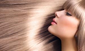 STILO MULHER CABELEIREIROS: Stilo Mulher Cabeleireiros – Venda Nova: progressiva e escova modeladora (opção de corte com visagismo e hidratação)