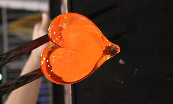 Hollywood Hot Glass - Hollywood Hot Glass: $75 Hot-Glass-Sculpting Workshop for One or Two at Hollywood Hot Glass ($150 Value)