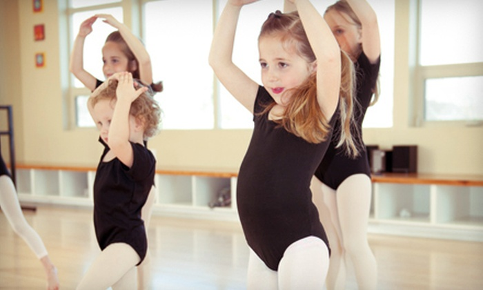 Victoria Academy of Ballet - Downtown: Kids' Dance Camps at Victoria Academy of Ballet (Up to 62% Off). Three Options Available.