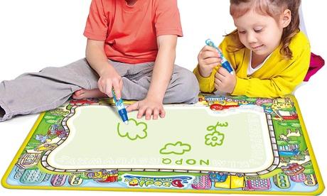 Alfombra mágica Doodle para niños