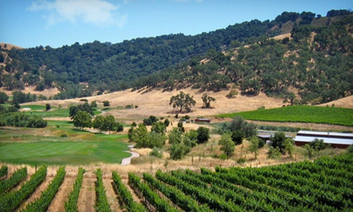 Clos LaChance Wines - South Santa Clara Valley: VIP Tour and Wine Tasting with Tasting-Room Credit for Two or Four at Clos LaChance Wines (Up to 58% Off)