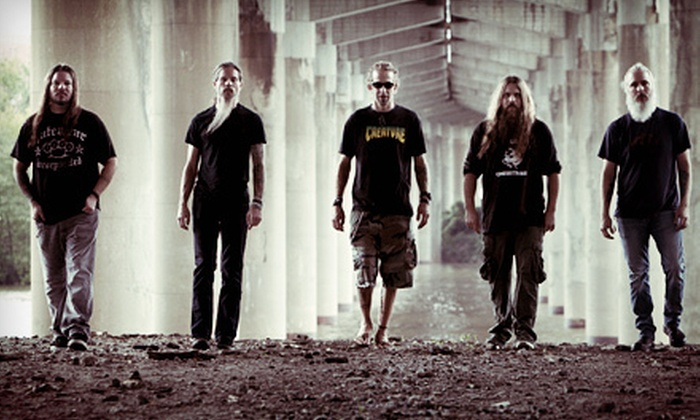 Lamb of God - Toyota Presents Oakdale Theatre: $20 to See Lamb of God at Toyota Presents Oakdale Theater on Friday, November 23, at 8 p.m. (Up to $41.50 Value)