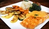 Il Ponte Cafe - Cottonwood Village: Italian and Mediterranean Cuisine at Il Ponte Cafe (Half Off). Two Options Available.