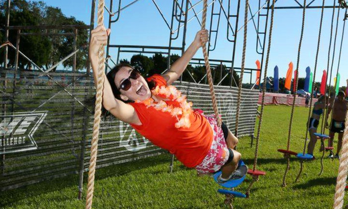 Xtreme Obstacle Challenge - Council Bluffs: Entry for One or Two to the Xtreme Obstacle Challenge on Saturday, May 31 (Up to 50% Off)