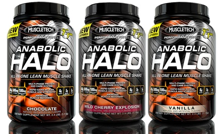 32-Serving Muscletech Anabolic Halo Lean Muscle Shake