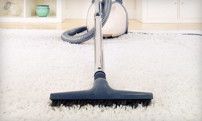 Pro Carpet - Woodstock: Home Carpet Cleaning for Rooms and Hallways from Pro Carpet (Up to 64% Off). Three Options Available.