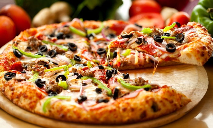 Road House Pizza - Crestline: $11 for Two Groupons, Each Valid for $10 Worth of Pizza, Salads, Sides, and Drinks at Road House Pizza ($20 Value)
