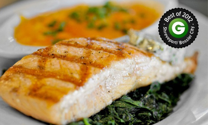 Bistro Byronz - Shreveport: Bistro Food for Lunch or Dinner Bistro Byronz (Half Off)