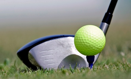 $15 for Two 90-Minute Beginner Golf Lessons at Bing Maloney Golf Course ($39.95 Value)