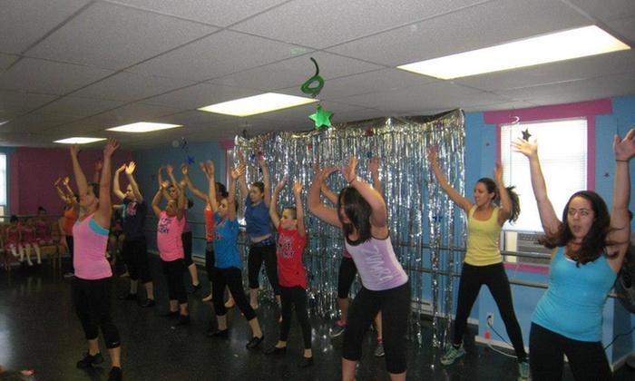 Attitude Dance Academy - Attleboro: Twelve Zumba Classes at Attitude Dance Academy (45% Off)