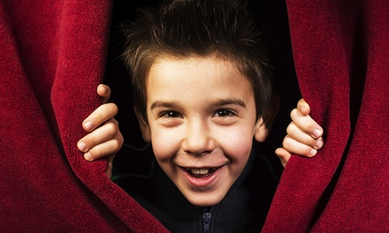 $75 for Four- or Five-Day Drama Camps at Drama Kids International ($155 Value)