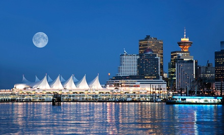 Stay with Optional Parking at Century-Plaza Hotel & Spa in Vancouver. Dates into June Available.