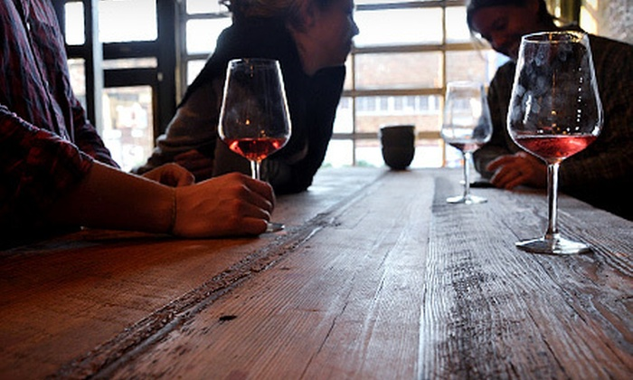 Enso Winery - 503-683-3676: Urban Wine Tasting for Two with Optional Food Pairings and Tour at ENSO Winery (Up to 71% Off)