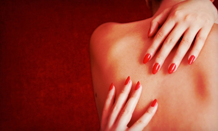 NailSpa Kangen - Bixby: $49 for a Passion Manicure and Essential Pedicure at NailSpa Kangen ($99 Value)
