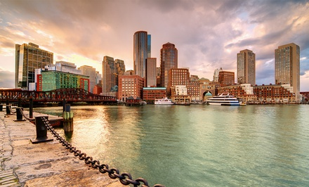 Stay at Residence Inn Boston Downtown/Seaport. Dates into March.