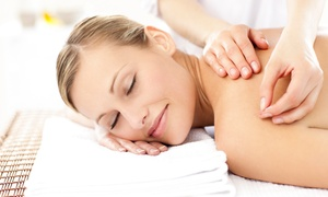 Alloy Physical Care: 60-Minute Massage or One or Three Acupuncture Sessions at Alloy Physical Care (Up to 51% Off)