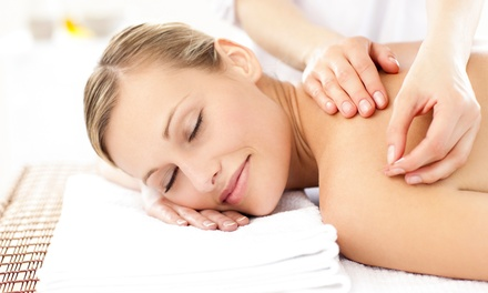 60-Minute Massage or One or Three Acupuncture Sessions at Alloy Physical Care (Up to 54% Off)