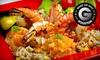 Peli Peli (2 locations) PLEASE REMOVE US - Northwest Harris: $20 for $40 Worth of Authentic South African Cuisine at Peli Peli