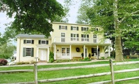 Elegant 19th-Century Inn in Brandywine Valley