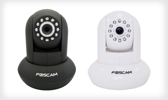 Foscam Wireless Security Camera: $79 for a Foscam Wireless Security Camera ($159.99 List Price). Free Shipping and Free Returns.