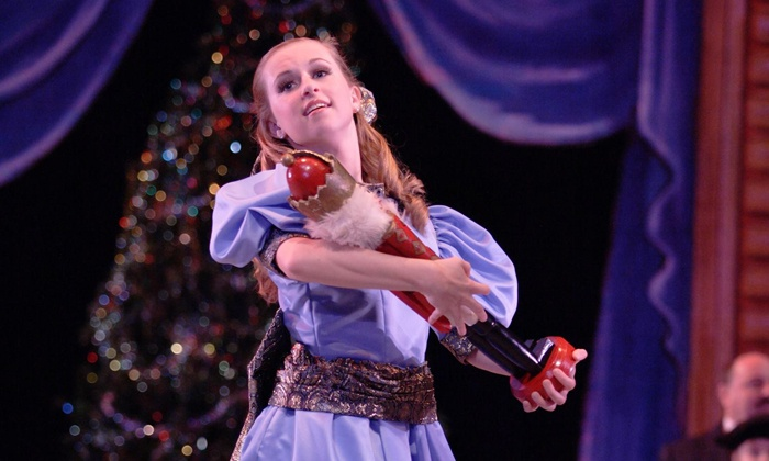 """""""The Nutcracker"""" - Will Rogers Memorial Auditorium: Ballet Frontier of Texas: """"The Nutcracker"""" at Will Rogers Auditorium on November 21 or 22 (Up to 42% Off)"""